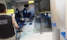 Blog do Oge: Agência bancária sofre tentativa de arrombamento e...