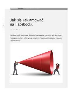 """Reklama na Facebooku – możliwości: """"Jak się reklamować na Facebooku"""""""