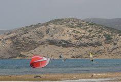 Prasonisi Greece Islands, Rhodes, Surfboard, Sea, Surfboards, The Ocean, Ocean, Surfboard Table, Greek Islands