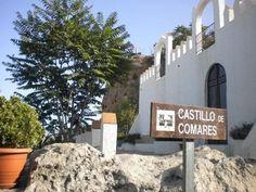 Castillo Baluarte La Tahona (Comares, Málaga)