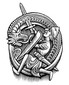 Sigurd Snake Eye Oega Ragnarrson Denmark. Birth 0710 in Line, Kings Danes, Odin, Denmark Death 0812 in Jutland, Denmark