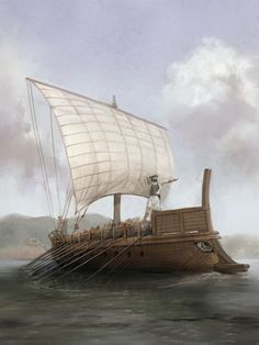 This is Jason and the Argonauts ship