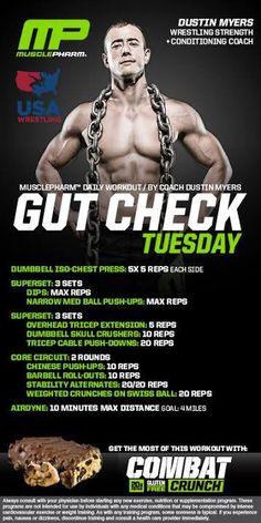 Gut Check Tuesday