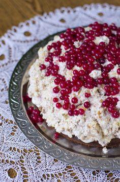 """Easy """"Kräsupea"""" cake - Estonian recipe"""