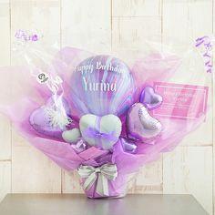 ギフト:用途で選ぶ|【公式】銀座のバルーンキッチン|電報や誕生日にはバルーンギフト! Baby Bouquet, Gift Bouquet, Balloon Arrangements, Balloon Centerpieces, Balloon Flowers, Balloon Bouquet, Birthday Balloon Decorations, Birthday Balloons, Graduation Wallpaper