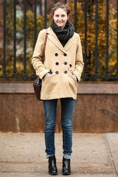 Winter Outfit Inspiration From 15 Stylish NYC Students