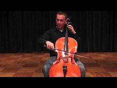 Cello Instruction: #55 Minuet No 2 Previews - Suzuki Cello Book 1