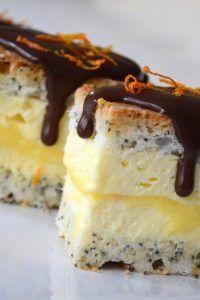 cremoasa cu mac, branza si lamaie by Oana_Dulcinele Romanian Desserts, Russian Cakes, Cake Recipes, Dessert Recipes, Food Cakes, Sweet Desserts, Let Them Eat Cake, Cheesecake, Good Food