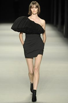 Saint Laurent RTW Spring 2014 - Slideshow - Runway, Fashion Week, Reviews and Slideshows - WWD.com