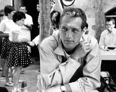 Paul Newman byLeo Fuchs