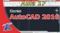 Curso de AutoCAD 2016 – Abertura de Vãos e Comandos Utilitários – Aula 1... Autocad 2016, Openness