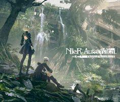 NieR: Automata Soundtrack über Amazon verfügbar - Der Soundtrack zu NieR: Automata ist ab sofort als MP3 oder bald als CD über Amazon erhältlich. - https://finalfantasydojo.de/?p=9226 #Nier