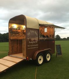 Horsebox Bar staffordshire