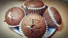 Nutella, Muffins, Cook, Breakfast, Recipes, Morning Coffee, Muffin, Recipies, Ripped Recipes
