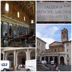 Santa Maria In Trastevere, where the wedding will be