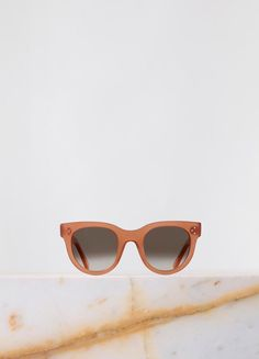 Baby Audrey Sunglasses in Acetate - Fall 2015 | CÉLINE