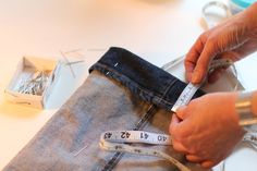 Learn To Alter and Customise Clothes, learn to make your clothes fit!