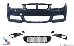 M-tech OEM Style Front Bumper With Fog Lights -  - Front and Rear Bumpers  - Photo #13