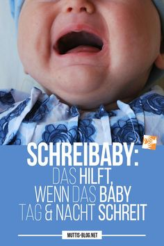 Schreibaby: This helps when the baby cries day and night Moms sewing box - Schreibaby: This helps when the baby cries day and night. What to do if the baby does not calm down - Newborn Activities, Every Mom Needs, Baby Care Tips, Baby Health, Sewing Box, Newborn Outfits, Baby Hacks, Parenting Hacks, Babies Stuff
