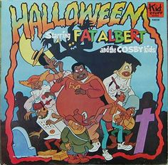 Halloween starring Fat Albert and the Cosby Kids