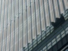 Rete stirata per rivestimento di facciata Sistema per facciata continua - ITALFIM