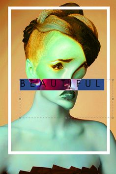 All what you may not see? by Lucas Doerre, via Behance