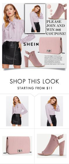"""""""Shein contest!"""" by samra-bv ❤ liked on Polyvore featuring Topshop"""