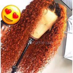 Red Wigs Lace Frontal Wigs Red Wavy Wig Real Hair Colored Wigs Red Hair Color With Highlights Light Yellow Wig Colored Frontal Wigs Hair Color Highlights, Red Hair Color, Orange Color, My Hairstyle, Wig Hairstyles, Sew In Weave Hairstyles, Black Hairstyles With Weave, Hairstyles Pictures, Love Hair