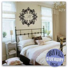 Urban Walls Decal Giveaway! Enter at www.thenolaruth.com :)