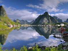 Rein Norway - Beautiful small cities of the world