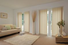 Electric Vertical Blinds - http://www.windowshadings.co.uk/products/electric-vertical-blinds