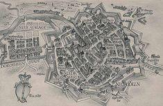 Berlin um 1688
