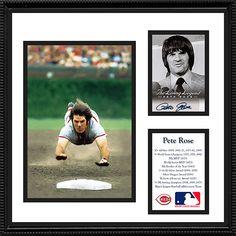 "Baseball Legend Pete Rose Autograph Hand Signed 2012 Leaf Living Legend Autograph Card Sp Auto Au-26 . Comes with certificate of authenticity COA. Rose, nicknamed ""Charlie Hustle"", is a former Major L"