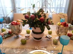 Rosh Hashanah Table 2013