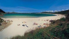 Coruña Ferrol Playa de San Jorge