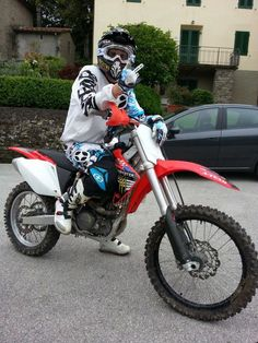 Me and my crf 250 r AMA supercross