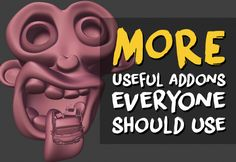 Blender Guru: 12 (More) Blender Addons Everyone Should Use