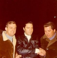 Elvis home at Graceland, February 16, 1968.
