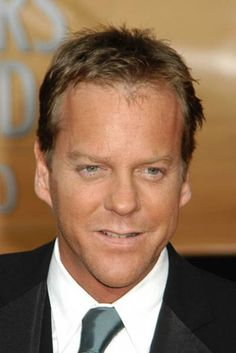 Kiefer Sutherland ~ great actor...like father like son.