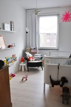 love the miffy toy ang colors Girls Room via fawn
