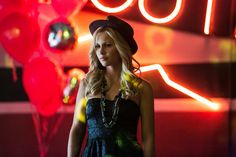 """The Vampire Diaries -- """"A View to a Kill"""" -- Pictured: Claire Holt as Rebekah"""" Image Number: VD412c_0073.jpg -- Photo: Tina Rowden/The CW -- ©2013 The CW Network, LLC. All rights reserved."""