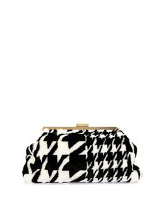 Stella McCartney So cute African Fashion Skirts, Stella Mccartney Bag, Dog Teeth, Cool Style, My Style, To My Future Husband, Houndstooth, Fashion Bags, Retro Fashion
