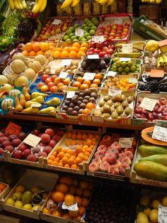 fruit at German market