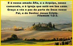 Pão Diário: Filemom 1
