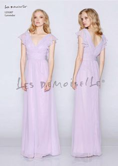 Fashionably Yours - Westley Long Bridesmaid Dress By Les Demoiselle, $250.00 (http://www.fashionably-yours.com.au/westley-long-bridesmaid-dress-by-les-demoiselle/)
