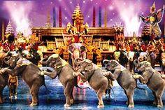 Palace of the Elephants Theatre - Phuket