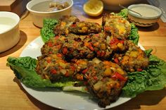 Alkaline Diet Recipe #31: Mung Bean Burgers: Please visit my blog to read all of this post.     wow
