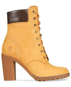 Timberland Glancy Wheat Heeled Boot  9186edbaf