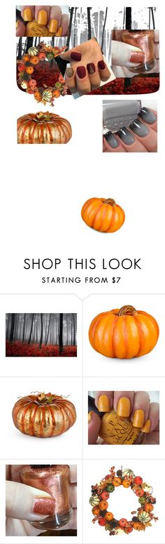 """""""Untitled #80"""" by airotcivd ❤ liked on Polyvore featuring Art for Life, Improvements and OPI"""
