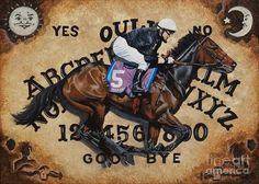 Ouija Board by Pat DeLong